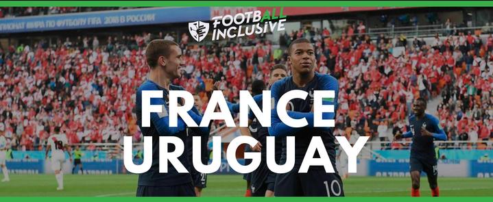 FRANCE - URUGUAY