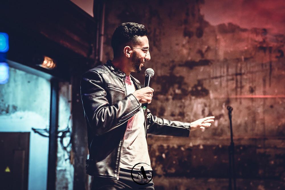 Humour I Stand-Up I Paris I Café A I Next Comedy Circus