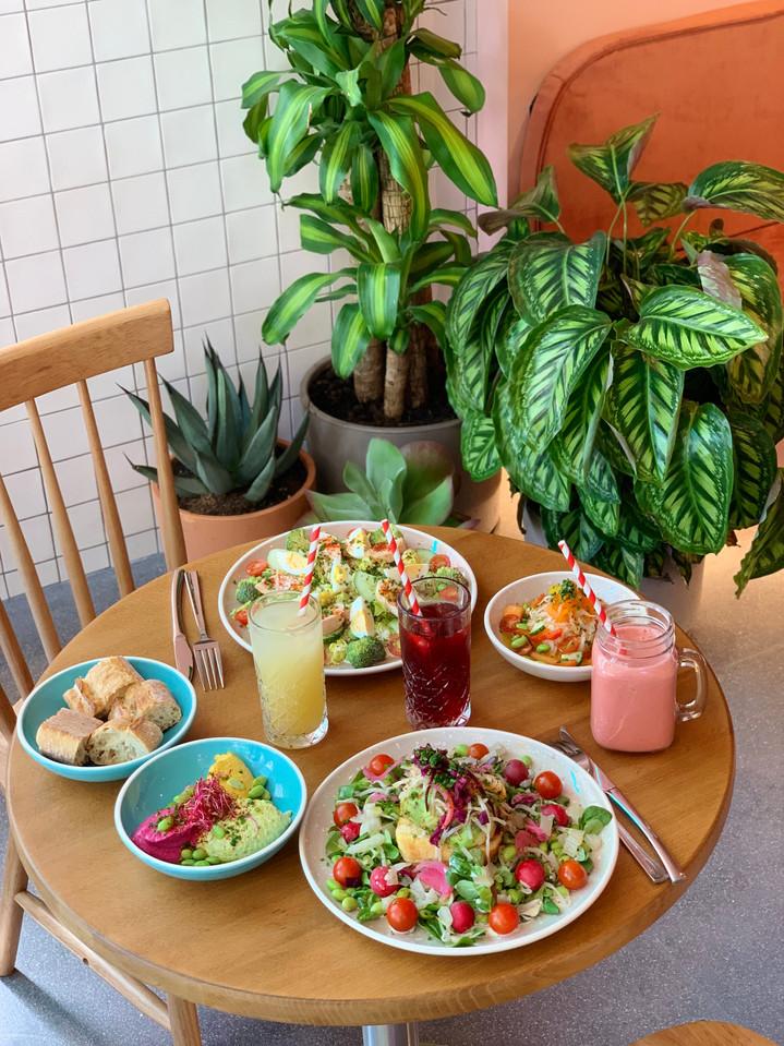 Le Break le nouveau restaurant du Café A