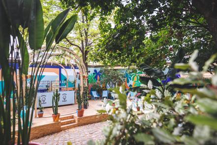 Eden Garden au Café A I Ma terrazza
