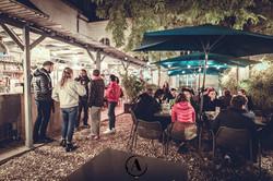 Le Café A / Terrasse Hiver à Paris