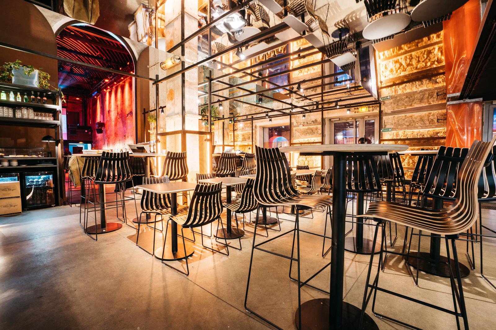 Café A I Restaurant I Bar I Terrasse