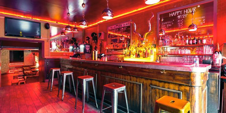 Le Next | Soirée Bar de Nuit Paris