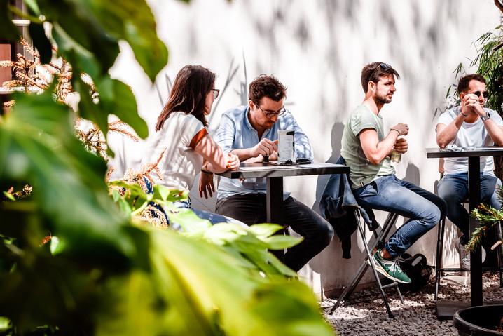 Notre top des meilleures terrasses de Paris pour cet été - Villa Schweppes