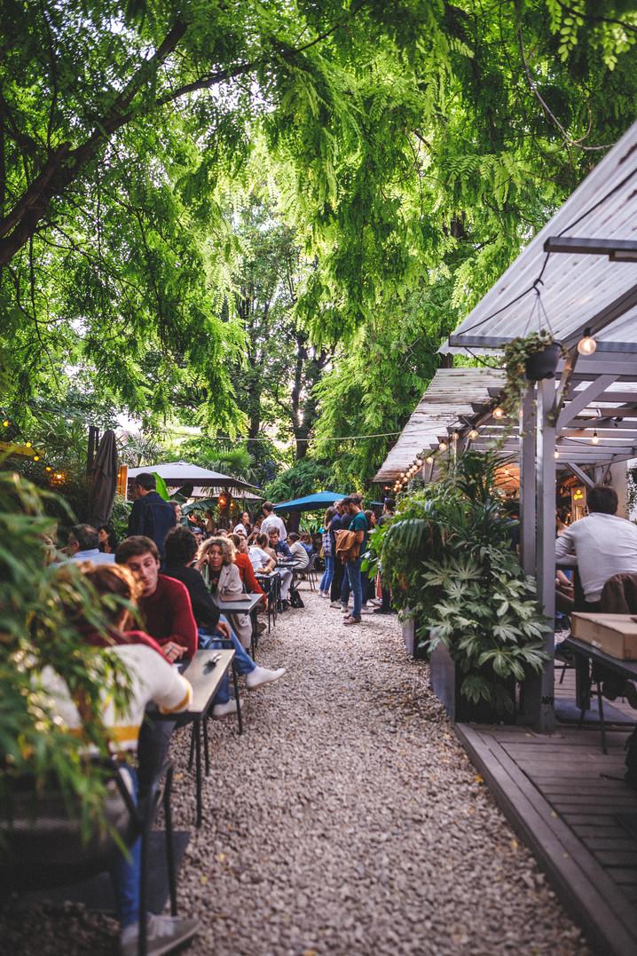 14 juillet - Le Café A est ouvert