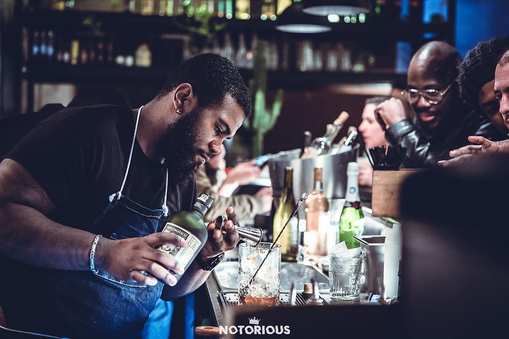 Café A I Notorious I Chapelle I