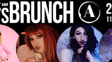DIVA'S DRAG BRUNCH I 29 MARS I CAFE A - REPORTÉ