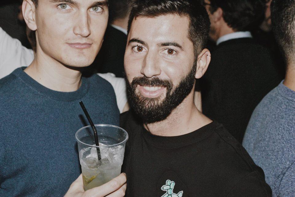 I La Dimanche I PFW edition I Gay party x Café A