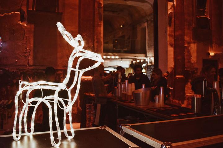 Un Noël à Berlin x Firsty