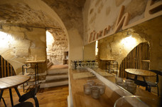 Bar à vins Cicchetti Paris 2eme Sous-sol