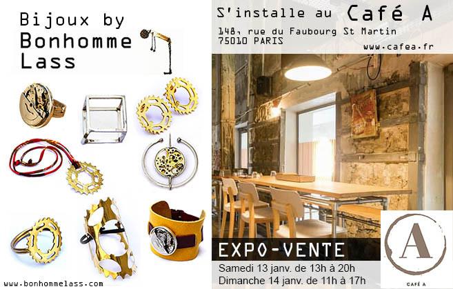 Expo-vente Bijoux by Bonhomme Lass