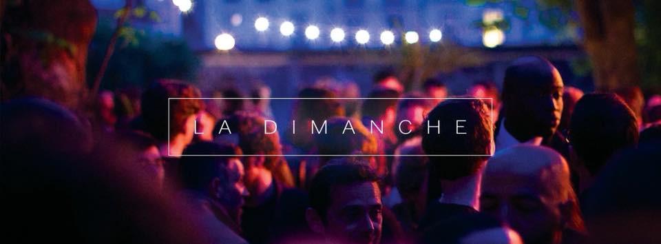 LA DIMANCHE | GAY PARTY | CAFÉ A GARDEN PARTY  GARE DE L'EST