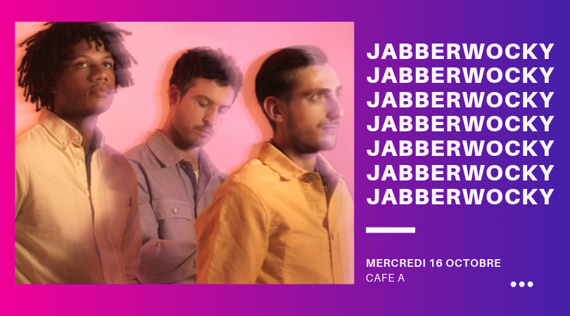 Jabberwocky I DJ SET I PARIS