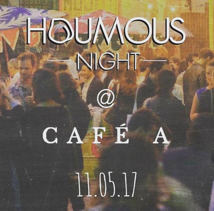 HOUMOUS NIGHT