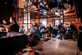 Intérieur du Café A I Bar Café Restaurant Cokctail I Café A