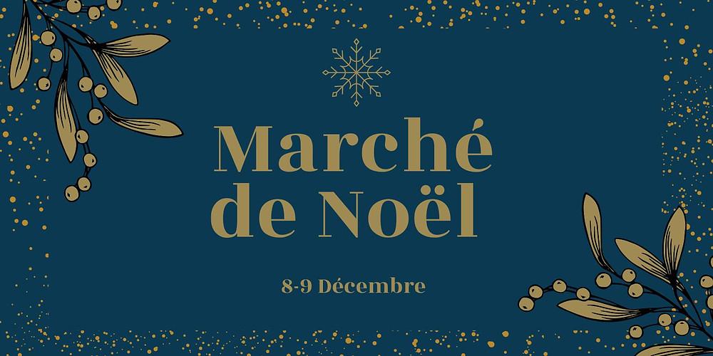 Marché de Noel / Café A / Paris / Christmas Market