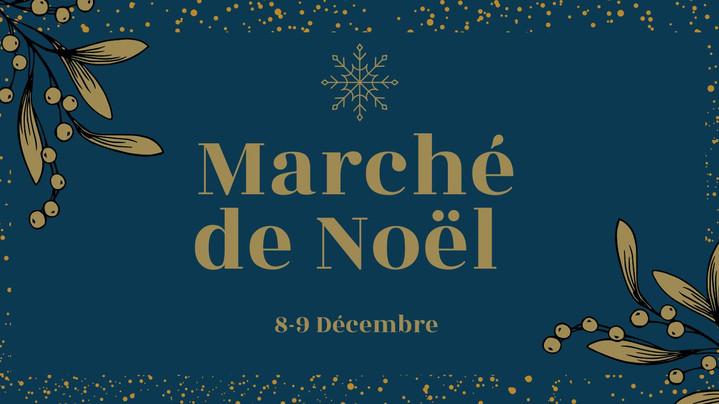 Le Marché de Noël du Café A