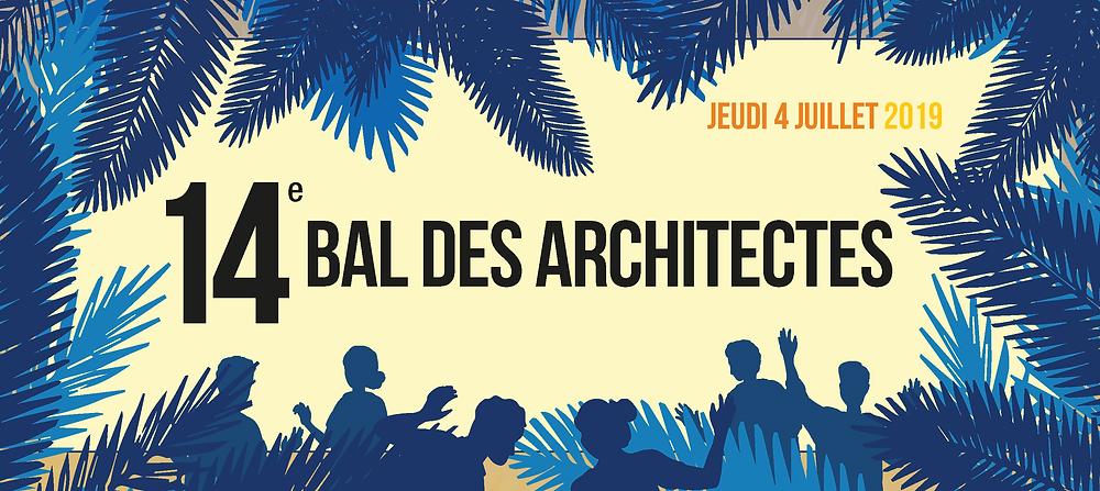 14e bal des architectes 2019 I Paris 75010 I Canal st-Martin I 14e édition du Bal des architectes. Un événement institutionnel et festif incontournable pour échanger avec des acteurs du monde de l'architecture… Et profiter d'une belle soirée estivale.