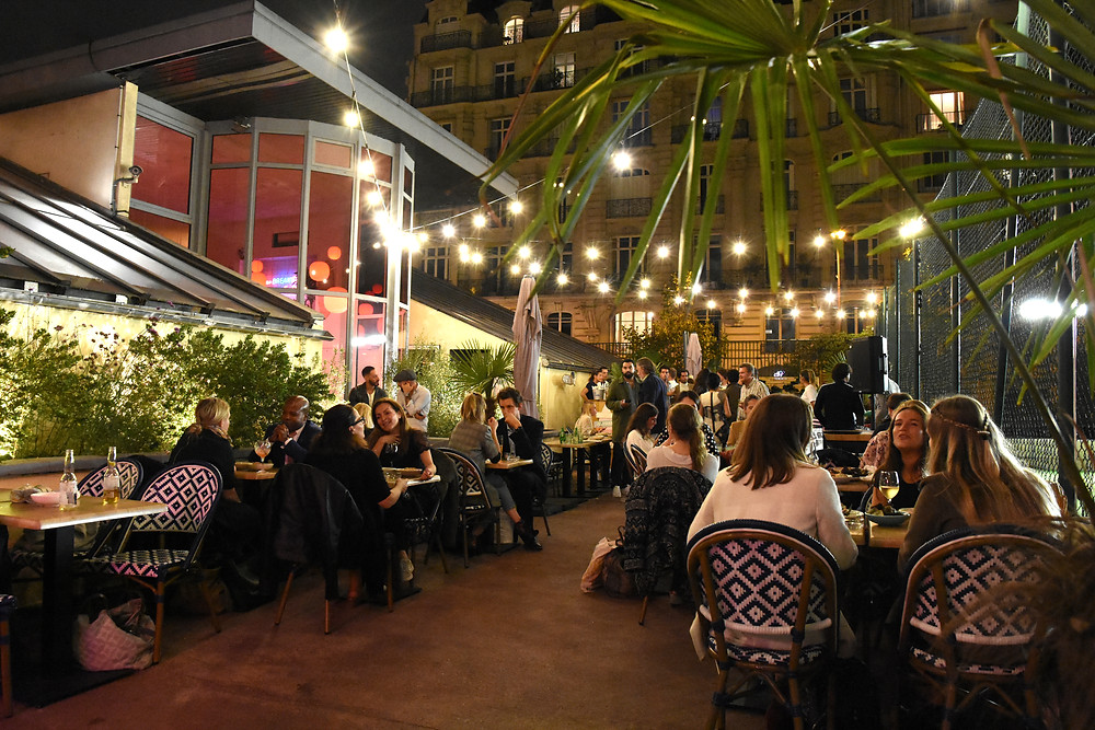 La Terrasse du Break paris pereire Terrasse Afterwork paris Privatisation Privatiser une terrasse à Paris