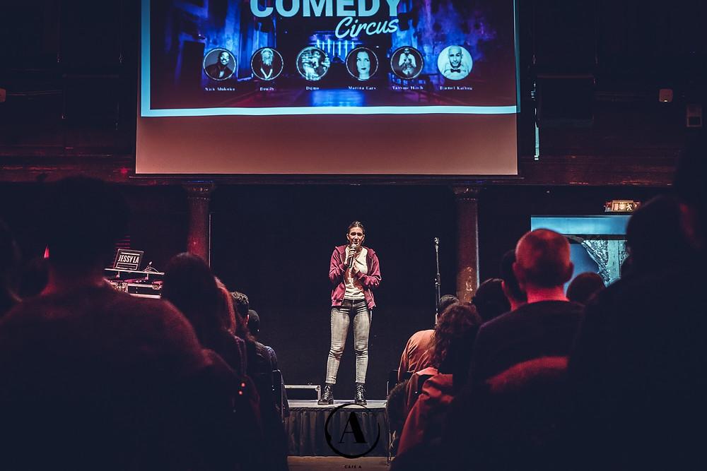 Marina Cars I Humour I Stand-Up I Paris I Café A I Next Comedy Circus