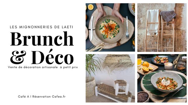 Brunch&Déco - La grande vente de décoration du dimanche