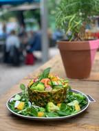 Ananas Bowl - Café A -Déjeuner en terrrasse paris