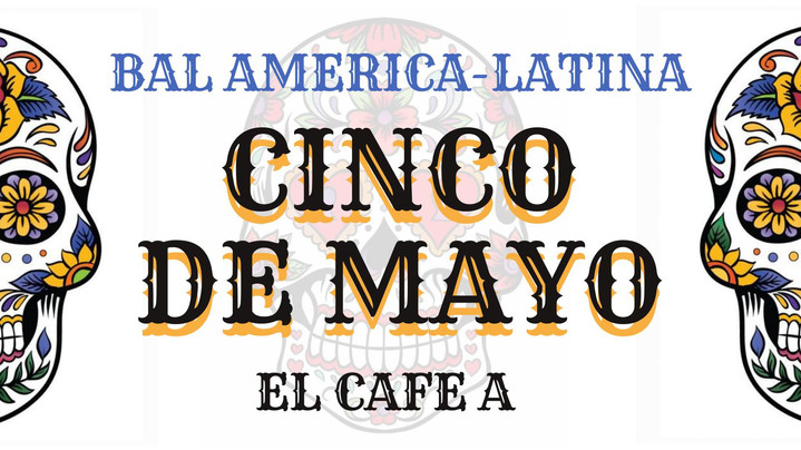 BAL LATINA CINCO DE MAYO !