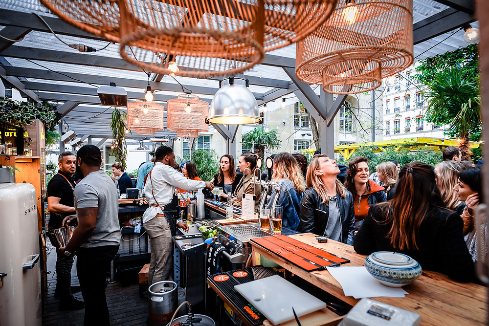 Terrasse Paris - Do it in Paris - Café Bar - Paris