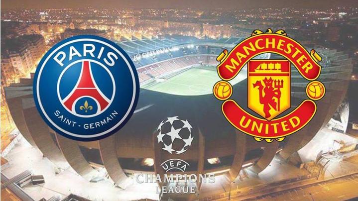 PSG/Manchester United - Ligue des Champions - RMC Sport 1