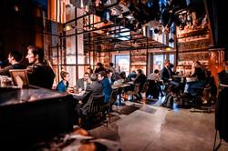 Intérieur du Café A I Paris I