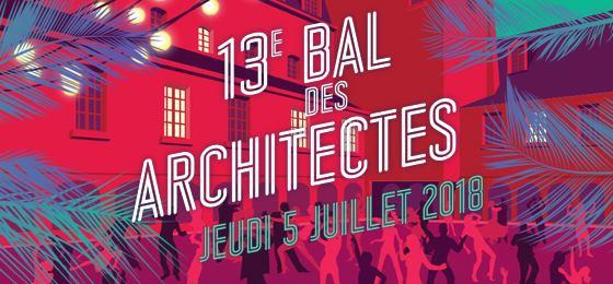13e Bal des Architectes