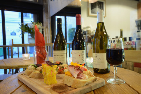 Bar à vins Cicchetti Paris 2eme Bar à tapas italien
