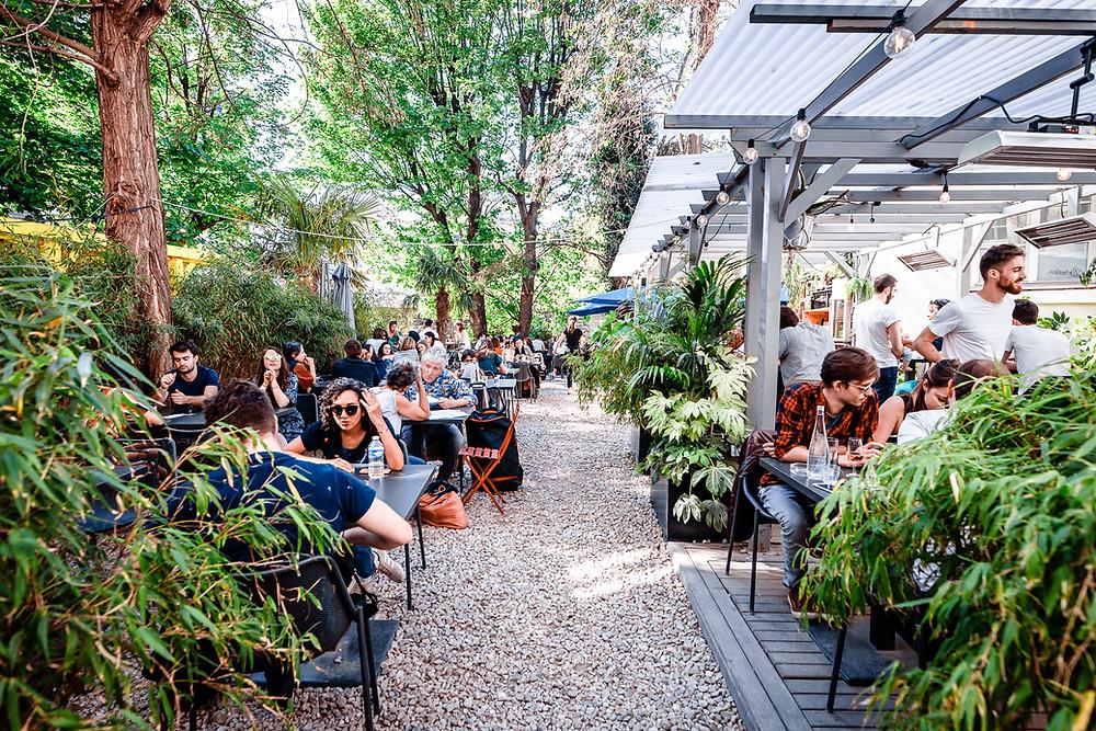 Privatisation Café A