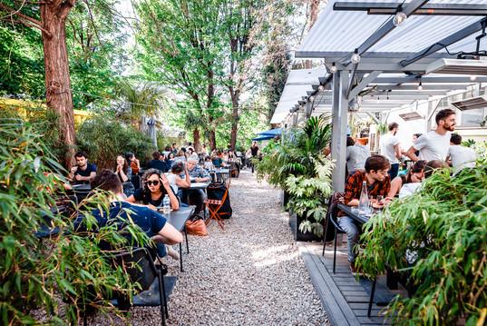 Le Café A I Terrasse I Restaurant I Paris I Atypique I My little Paris