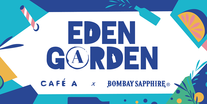 Eden Garden, nouveau bar à gin éphémère à Paris // Oopsie Box