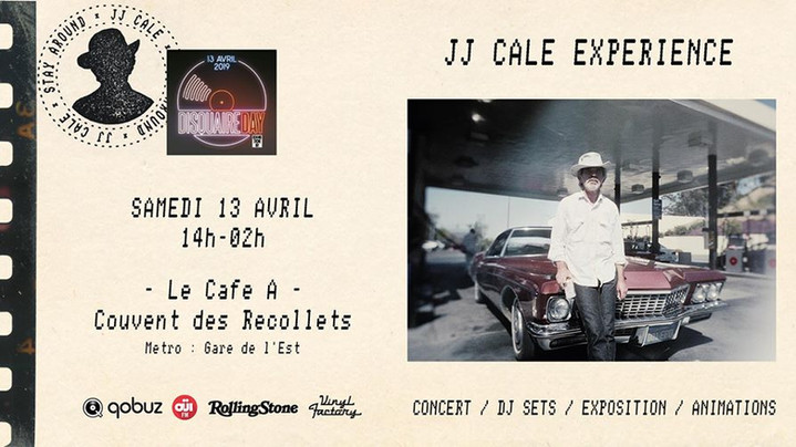 JJ Cale Experience - Disquaire Day 2019
