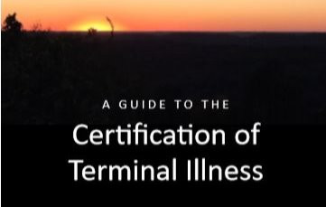 Certification of Terminal Illness