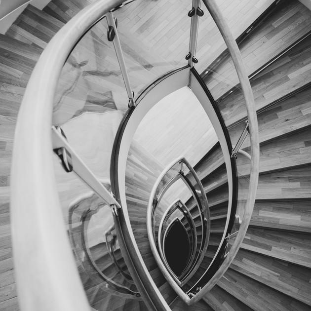 Verven 4 trapp