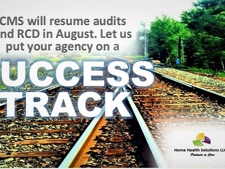 CMS: Business as usual in August