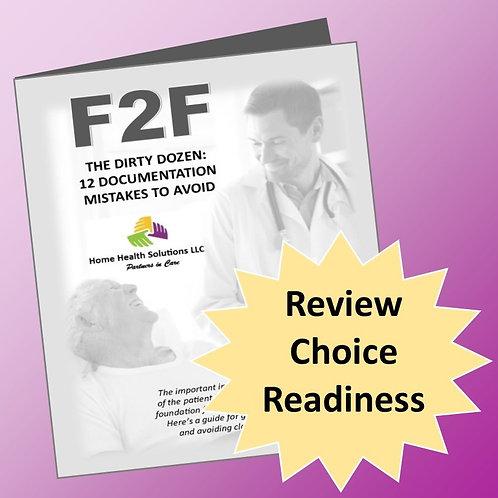 F2F: The Dirty Dozen