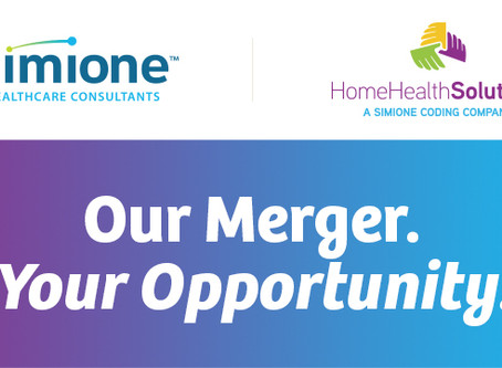 Our merger, your opportunity