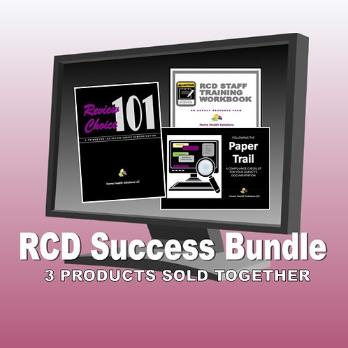 RCD Success Bundle