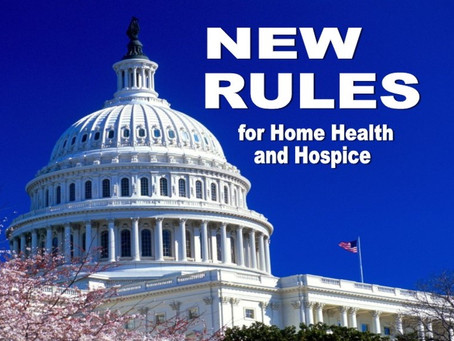 Bill changes home care rules