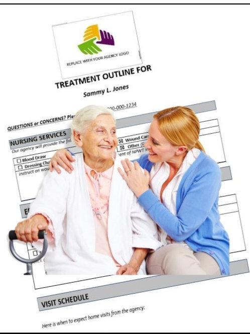 Patient Treatment Outline