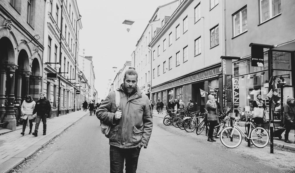 Peter Nordberg Stockholm