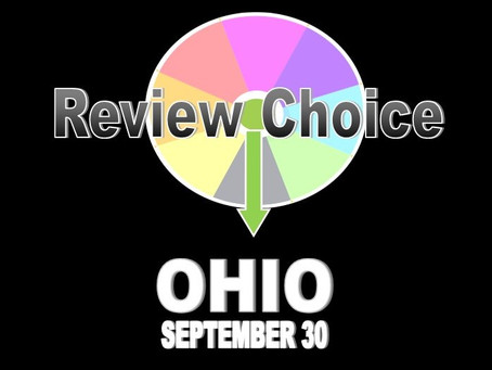 Review Choice: Ohio goes next