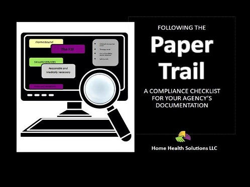 Following the Paper Trail: A Compliance Checklist