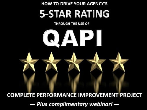 Performance Improvement Project: Improving Star Ratings