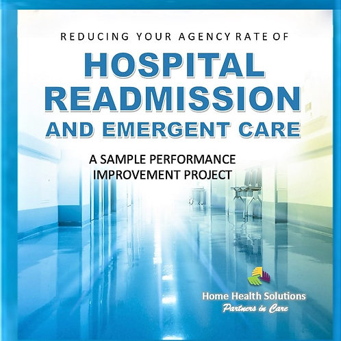 Hospitalization/Emergent Care PIP