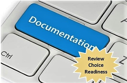 Three Review Choice readiness tips